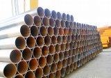 Tubulação de aço do carbono A106 Sch80