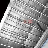 Pain simple Proofer (ZBX-13) de Pita de porte de matériel d'usine de traitement au four