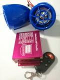 Audio senza fili del sistema di allarme del motociclo MP3