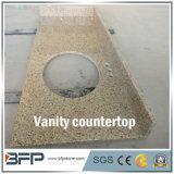 Countertop van de Keuken van het graniet/de Bovenkant van de Ijdelheid met Verlichte Behandeling