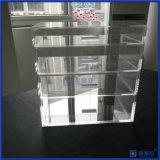 Organizzatore acrilico all'ingrosso di trucco con 4 cassetti