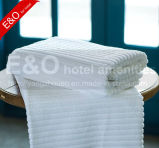 백색 Towel Hotel Sets 또는 Face Towel/Bath Towel/Hand Towel/Bath Mat