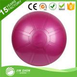 La aptitud del equipo de la gimnasia del SGS Anti-Repartió la bola del PVC Yogo del ejercicio