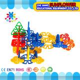 빌딩 블록 장난감 지적이는 장난감은, 다채로운 플라스틱 책상 장난감을 막는다