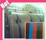 Bobine en aluminium/en aluminium de feuille de toiture pour le marché africain (A1050 1060 1100 3003 3105)