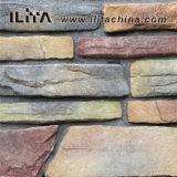 Pietra artificiale del materiale da costruzione delle mattonelle della parete di pietra della coltura (YLD-70026)