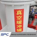 Het Gieten van het Elastomeer van Pu Certificatie de Op hoge temperatuur van Ce van de Machine