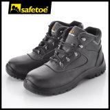 黒いハンマーの産業安全の靴作業安全靴M-8349