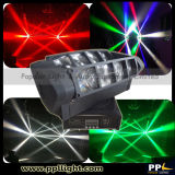 Réglage Moving Head 8X10W 4in1 Mini Spider Moving Head Light