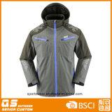 Куртки лыжи способа зимы людей