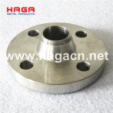 ANSI DINのステンレス鋼は鋳造のスリップオンの管のフランジを造った