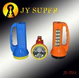Luz recargable del flash de la manija (JY-7511)