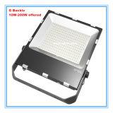 reflector de 6000k 100W LED (para la iluminación billboar del puente del edificio)