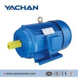 Motore elettrico Y di induzione a tre fasi approvata di serie del CE
