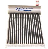 Verwarmer van het Water van het Aluminium van Qal 200L Unpressurized Zonne