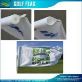 Напольное знамя летания флага отверстия гольфа полиэфира (M-NF33F01012)
