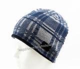 100%Acrylic a tricoté le Beanie, tricotant le chapeau tricoté