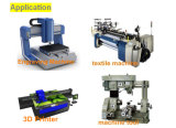 17HE3452N de tweefasenMotor van de Stap 3.6deg voor CNC Machines