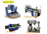 17HE3452N CNC 기계를 위한 2단계 3.6deg 단계 모터