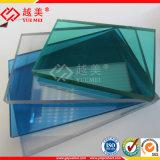 Freies unzerbrechliches flaches Polycarbonat-Blatt für Dach-Fenstermarkisen und Sunroom