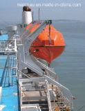 60 persone Lifeboat e Davit in mare aperto per la piattaforma petrolifera