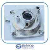 Pieza que trabaja a máquina W-006 del CNC de la maquinaria de la dotación física del bastidor de la precisión