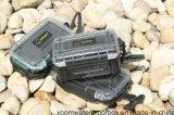 ジッパー袋の屋外の乾燥したボックス防水ボックスSDカード記憶のケースを使って