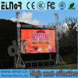 Tabellone per le affissioni esterno della visualizzazione di LED di colore completo di alta qualità P4.81