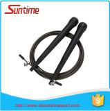 Corde de saut de câble de vitesse de constructeur, corde de saut, corde de saut à grande vitesse réglable, corde de saut de Crossfit
