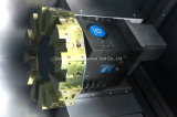 CNC Machine Kdcl-28 di 520mm Swing Precision Slant Bed