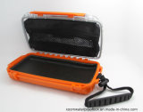 con il caso impermeabile di memoria di scheda di deviazione standard del contenitore di casella asciutta esterna del sacchetto della chiusura lampo