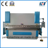 Máquina Eléctrico-Hidráulica del freno de la prensa de la sincronización del CNC de la serie We67k-125X3200