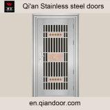 Puerta de la seguridad del acero inoxidable
