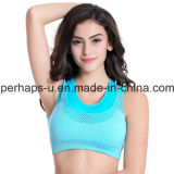 Qualitäts-bequemer Frauen-Gymnastik-Abnützung-Dame-Yoga-Büstenhalter