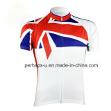 Kundenspezifisches Unisex Cycling Jersey mit Sublimation Print