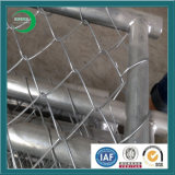 Le PVC a enduit la frontière de sécurité soudée par 6X6 de treillis métallique de 4X4 5X5/euro frontière de sécurité, frontière de sécurité galvanisée plongée chaude de maillon de chaîne