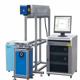 ステンレス鋼のための10Wファイバーレーザーのマーキング機械ポータブル