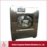 Equipo de lavandería comercial (lavadora, secadora, planchadora, carpeta)