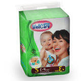 Morbidezza & Breathable Diapers con Highquality (s)