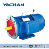 CE Approved Yej2 Series Three Phase Electromagnetic Brake Electric Motor