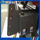 Garros en la máquina solvente grande común de la impresora del papel pintado 3D del formato 3200m m el 10FT Eco