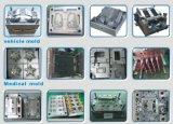 Moulage en plastique de prise électrique de composantes électroniques de haute précision