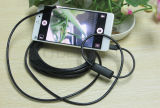 USB magro Borescope do USB Endoscope Inspection Camera IP67 Waterproof OTG Micro de 5.5mm Ultra Android Smartphone