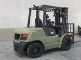 Original Isuzu 6bg1 Engineの国連5.0t Diesel Forklift