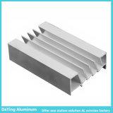 Profil d'aluminium/en aluminium professionnel avec Anodzing Colore