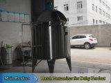 пастеризатор молока оборудования пастеризации нагрева электрическим током 200L