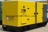 генератор приложения тепловозного генератора 400kVA 320kw Cummins молчком звукоизоляционный