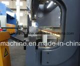 Máquina Elétrico-Hidráulica do freio da imprensa da sincronização do CNC da série We67k-125X4000