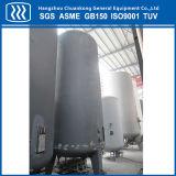 Tanque de armazenamento industrial criogênico do gás com o ASME aprovado