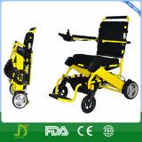Litio Battery Brushless Folding Wheelchair per Disabled